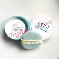 Etude House Zero Sebum Driying Powder Original Korea