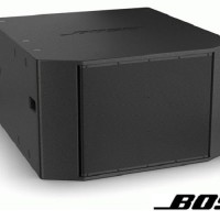 Bose RMS218 Roommatch VLF subwoofer 2 x 18