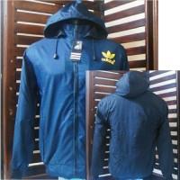 Jaket Parasut Adidas/ Running/Jumper/ Hoodies