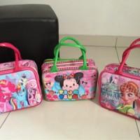 Tas Koper Mini , Anak TK : Little Pony, Frozen, Tsum Tsum, Hello Kitty