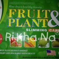 FRUIT & PLANT SLIMMING CAPSULE USA, Original Grosiran Termurah