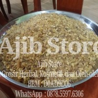 ASLI AFRIKA Kemenyan Arab/Menyan/Luban/Getah/Gum Arabic 100gram 1kg