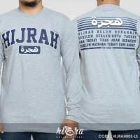 tshirt/baju/kaos/lengan panjang/longsleve hijrah