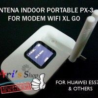 ANTENA INDOOR PX3 MODEM MOBILE 4G WIFI MIFI HUAWEI E5577C E5577 XL GO