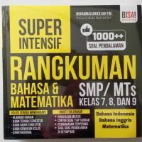 Bank Soal + Rangkuman Bahasa Indonesia + Matematika SMP