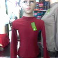Baju Manset Anak / Pakaian Dalam Muslimah Bahan Kaos PE - TPJ06