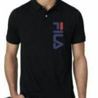 baju polo kerah FILA COLLECTION TERBARU. SIZE. S M L XL XXL.