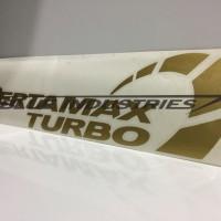 Stiker Pertamax TURBO !