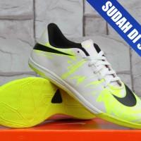 Sepatu futsal Nike Hypervenom Phantom Neymar II Putih Kuning (terbaru)