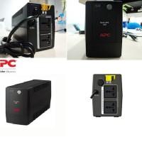 UPS APC BX650LIMS, UPS APC 650VA/325Watt Cocok buat 1 Komputer