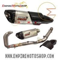 Knalpot Prospeed Viper Series Fullsystem Yamaha R25 / MT25