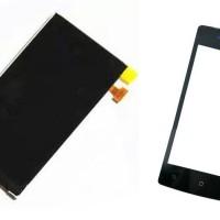 JOY R1001 OPPO LCD  TOUCH BLACK 902904
