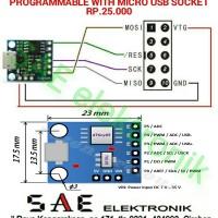 DIGISPARK ATTINY85 PROGRAMMABLE MODULE SV435