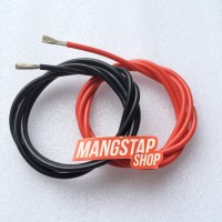 14 AWG Silicone Wire/Kabel (meter)