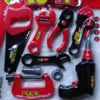 Tool Set/mainan alat tukang anak