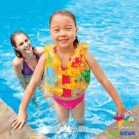 INTEX Baju Jaket Ban / Pelampung Renang Anak   Swim Vest   1-3 th