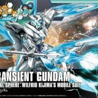 Bandai HG HGBF 1/144 transient gundam,plus stand base