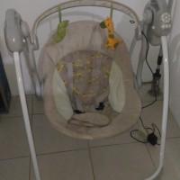 Baby Elle Portable Swing murah second