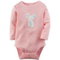 Carter Jumper Mouse lengan panjang Baju bayi/ anak balita GK301