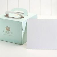 GIFT BOX/KOTAK PACKING/KOTAK SOUVENIR BESAR BAHAN KERTAS cake tart