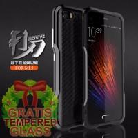 Luphie Incisive Series Alumunium Metal Bumper Case Xiaomi Mi5 Mi 5