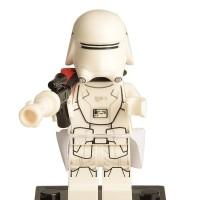 First Order Snowtrooper 148 Star Wars Minifigure - Lego Bootleg XINH