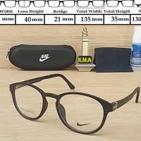 Frame kacamata minus nike elastis frame minus sport nike minus bulat