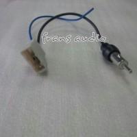 soket antena nissan / soket female nissan livina, march, xtrail