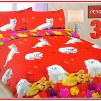 Sprei Bonita Uk.180 X 200 Motif Persia Cat / original bed cover