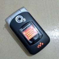 HP Sony Ericsson W300I Walkman Dark Grey Limitid Normal Batangan
