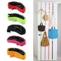UP DN HOOK hanger gantungan baju tas topi pintu rack organizer fashion