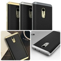 Ipaky Case Xiaomi Redmi Note 4 Soft Backcase Silicone Softcase Casing