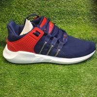 Adidas EQT Premium 40-44 Merah Biru