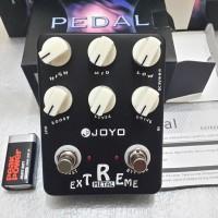 Efek gitar metal extreme joyo JF-17 original