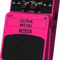 Efek gitar Behringer UM300 ULTRA METAL