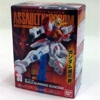 Bandai Assault Kingdom No. 30 Build Burning Gundam