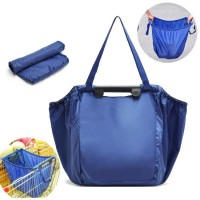 Tas Belanja Lipat Trolley Shopping Bag / Tas Wanita / Tas Simple