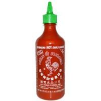 Huy Fong Sriracha Chilli Sauce USA Bumbu Cabe Saus Sambal Import