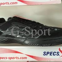 sepatu futsal specs metasala showtime all black 2016 new origina