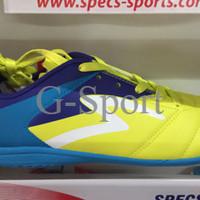 sepatu futsal specs barricada gurkha in solar slime naval 2016 n