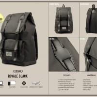 tas ransel laptop VISVAL ROYALE series