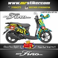 STIKER MOTOR MIO FINO NEW A