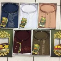 Baju Koko Atlas/Lengan Panjang