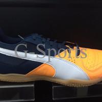 sepatu futsal puma gavetto sala navy orange 2016 new model origi