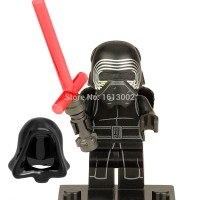 Kylo Ren Star Wars Sith Lord Xinh - Lego Bootleg Limited