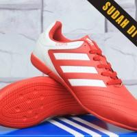 Sepatu Futsal Adidas Copa Mundial In Merah-Putih (KW Super) New 2016