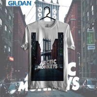 Arctic Monkey - New York Kaos Band Original Gildan