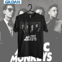Arctic Monkey - Photoshot Gildan Custom Tshirt