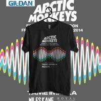 Arctic Monkey - London Kaos Band Original Gildan