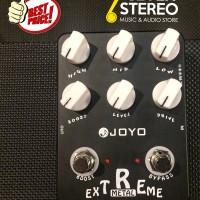 Efek Gitar / Stompbox Joyo Extreme Metal